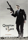 QUANTUM OF SOLACE JAMES BOND 007 DANIEL CRAIG VINTAGE CLASSIC MOVIE   POSTER £29.99 GBP on eBay
