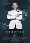 SPECTRE JAMES BOND 007 DANIEL CRAIG VINTAGE CLASSIC MOVIE     POSTER £34.99 GBP on eBay
