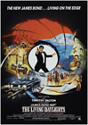 THE LIVING DAYLIGHTS JAMES BOND 007 TIMOTHY DALTON VINTAGE CLASSIC    POSTER £12.99 GBP on eBay