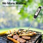 Loskii Instant Read Digital LCD Food Meat Thermometer For Kitchen Cooking BBQ