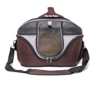 Dog Cat Carrier Cozy Small Pet Bag Bed Zipper Open Airline Approved