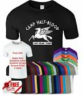 Camp Half Blood Mens T-Shirt Funny Book Tee Inspired Movie Free Gift T Shirt