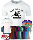 Camp Half Blood Long Island Sound Kids T-Shirt Inspired Funny Book Tshirt Gift