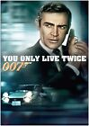 YOU ONLY LIVE TWICE JAMES BOND 007 SEAN CONNERY VINTAGE CLASSIC MOVIE POSTER £29.99 GBP on eBay