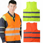 Safety Security Visibility Reflective Vest Construction Traffic/Warehouse POP