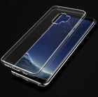 Ultra Thin Flexible Silicone Gel TPU Clear Case Cover For Samsung Galaxy S9 S9+