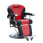 Hydraulic All Purpose Reclining Barber Chairs Beauty Styling Salon Spa Equipment