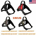 Dogs Harness Pet Vest Different Sizes Nylon Training Adjustable Strap Collar US