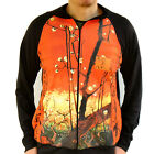 Vincent Van Gogh Plum Tree Japanese Sweater Track Jacket Shirt Fine Art Print