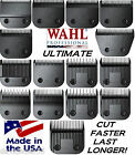WAHL ULTIMATE COMPETITION Pet Grooming BLADE*FIT Oster A5 A6,Most Andis Clippers