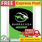 Seagate Barracuda 1TB 2TB 3TB 4TB SATA 3.5'' 6GBs PC Internal Desktop Hard Drive