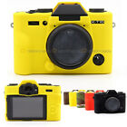 Camera Protective Silicone Soft Cover Case Skin Bag Armor for Fujifilm XT10 XT20