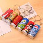 Beverage Bottle Retractable Ballpoint Pen Office School Stationery With Key Ring $1.74  on eBay