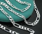 Wholesale 20Pcs Snake Chain Necklace 925 Sterling Silver Charm Jewelry 16-30inch