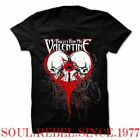 BULLET FOR MY VALENTINE  PUNK ROCK BAND T SHIRT MEN'S SIZES image