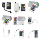 3/24/44 keys RF Music wireless Remote Controller For 3528 5050 RGB SMD LED Strip