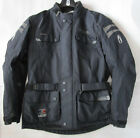 Richa Spirit Change Textile Motorcycle Jacket Black Grey LARGE RRP £419.99