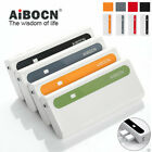Aibocn 10000mAh Power Bank 2 USB LED Portable Extenal Battery Charger For Phone