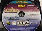 Huge lot of PC GAME CD-ROM SOFTWARE PC-CD Titles! Pick A Title!