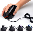 5 Keys USB Wired Optical Ergonomic Vertical Mouse Mice For Computer PC Laptop US