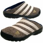 Adidas Toalo Shell Men's Sandals / Slippers Clog Shoes B25180 Brown/Blue UkStock Please go one size up and read my notes ,UK Stock