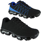 Mens Running Trainers  Fitness Gym Sports Comfy Sole Lace Up Shoes Size