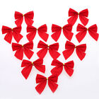 Home Decor Hanging Party Xmas Christmas Tree Bowknot Ornaments Decoration