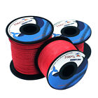 Heavy Duty 100~1000lb Braided Dyneema Line Outdoor Utility Cord Tactical Fishing