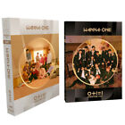 WANNA ONE I PROMISE YOU 2nd Album [DAY+NIGHT ver] 2CD+Photocard+Mirrorcard+4Tazo