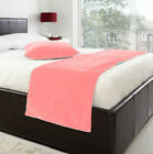Amazing Collection 1PC/3PC/5PC Bed Runner Set In Many Colors/Sizes