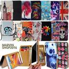 Leather Wallet Card Stand Flip Case Cover For Various ZTE Smartphones