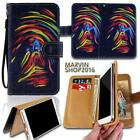 Leather Wallet Card Stand Flip Case Cover For Various ZTE Mobile phones