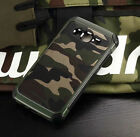 For Samsung Galaxy J7 Neo Case Camouflage Heavy Duty ShockProof Armor Hard Cover