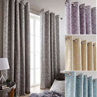 Cornella Ring Top Blackout Curtains (pair Of) - Now £10, £15 & £20 To Clear