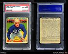 1935 National Chicle #12 Tom Hupke  Lions PSA 4 - VG/EX