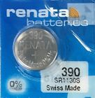 Renata Watch Battery, Multipurpose, High Quality, SHIPS FREE, AUTHORIZED SELLER