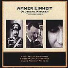 Deutsche Krieger by Ammer & Einheit (CD, 1997, Invisible Records)