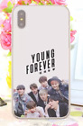 BTS Bangtan Young Forever Kpop Boys Band Hard Cover Case For iPhone Galaxy 1 New