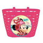 Disney Bicycle Front Basket Kids Bike Shopping Child Frozen Cars Minnie Gift