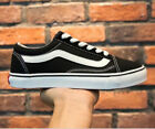 VAN Classic OLD SKOOL Low Top Casual Canvas sneakers MENS WOMENS Shoes