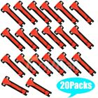20 X Emergency Escape Tool Auto Car Window Glass Hammer B...