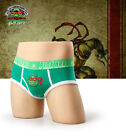 Pink Hero Men's Underwear Super Hero Underpants Boxer Cotton Boy Shorts Brief