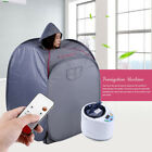 2L Sauna Steamer Fumigation Machine for Home Spa Tent Body Slimming Therapy GW