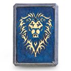 Warcraft Movie Collection Alliance Symbol Lights up Power Bank