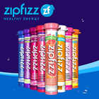 Zipfizz Hale and hearty Energy Drink Mix, 30 Tubes Select Flavor