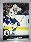 Vancouver Canucks 2017-2018 Upper Deck NHL Trading Cards - Your Choice $0.99 USD on eBay