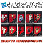 "STAR WARS BLACK SERIES 3¾"" Exclusive Figures (3.75 Inch) MOC *CASE FRESH* $29.95 AUD"