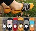 120 Pairs Men Loafer Invisible No Show Nonslip Liner Low Cut Cotton Boat Socks