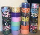 blue duck tape - Duck Tape Rolls *YOU PICK* RARE and RETIRED tapes Mini Mouse Frozen TMNT Olaf
