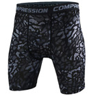 Male Sports Apparel Skin Tights Compression Base Mens Gym Shorts Pants Underwear